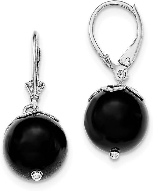 Garnet Gemstone Dangle Earring 925 Silver Plated U313-E213