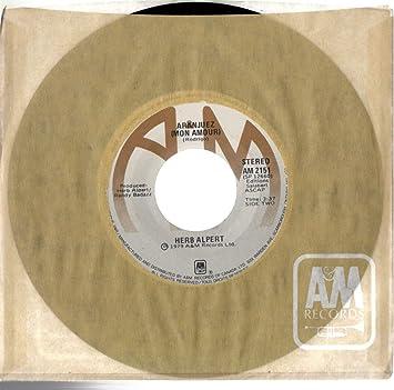 Amazon.com: Herb Alpert: Rise / Aranjuez (Mon Amour) 7