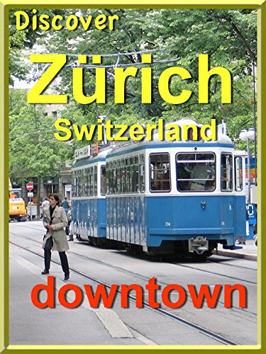 Discover Zurich downtown, - Shopping Side Lake