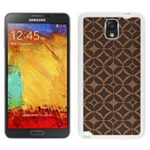 Personalized Fossil 16 White Galaxy Note 3 Generation Phone Case