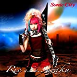 Rie Aka Suzaku - Sonic City [Japan CD] DDCZ-1951