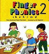 Finger Phonics Book 2: ck, e, h, r, m, d (Jolly Phonics)
