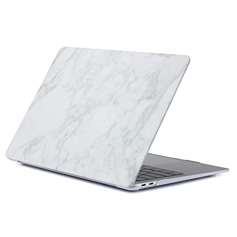 2018 Release MacBook Air 13 Inch Case A1932 Smooth Crystal Clear Transparency US