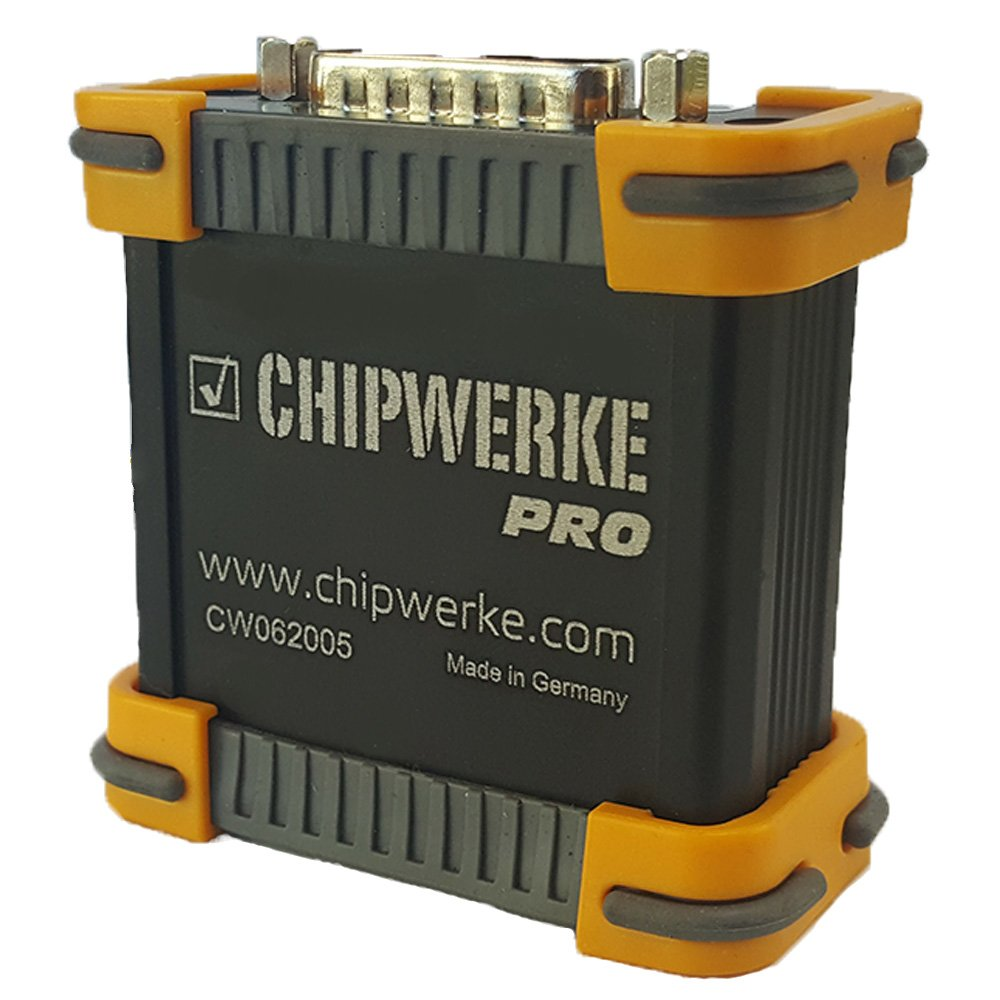 ChipwerkePro Performance Chip for 2017+ Ford F150 3.5L Ecoboost - adds +87 whp and +97 ft/lbs tq