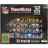 "TeenyMates NFL Quarterback Collection, 32 NFL Team 1"" Figures"