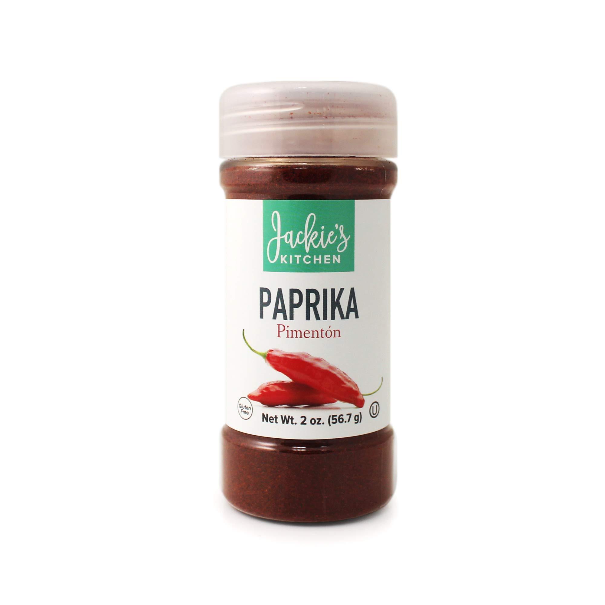 Jackie's Kitchen Paprika, 2 Ounce