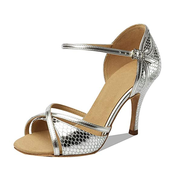 Chaussons Danse Bal Latine Standard Floryday De Salle Chaussures 5Rj3A4Lcq