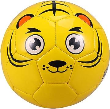 LIOOBO niños de Bolas de PVC de fútbol balón de fútbol Juguete ...