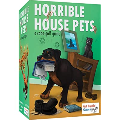 Horrible House Pets: Toys & Games