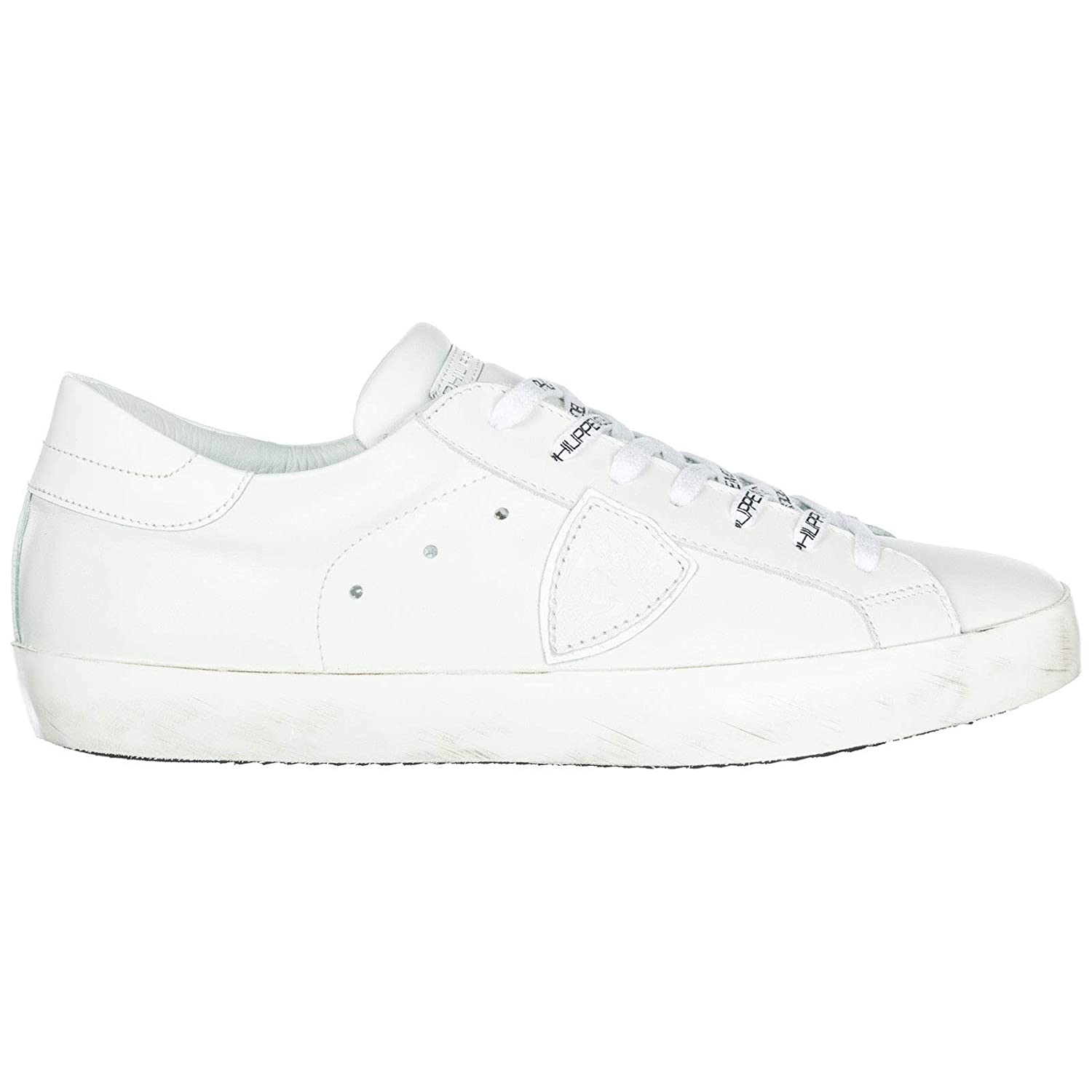Bianco PHILIPPE MODEL Men Sneakers Bianco