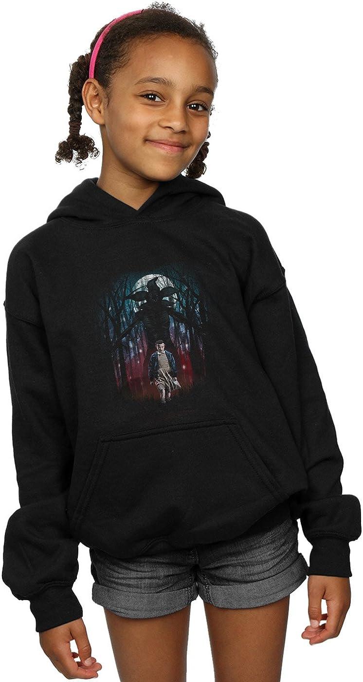 Ntesign Girls Great Wave of Pleasures Sweatshirt