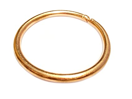 SGU DEDICATED TO GOD Copper Bangle Tamba Kada with Astrological Benefits  for Men and Women