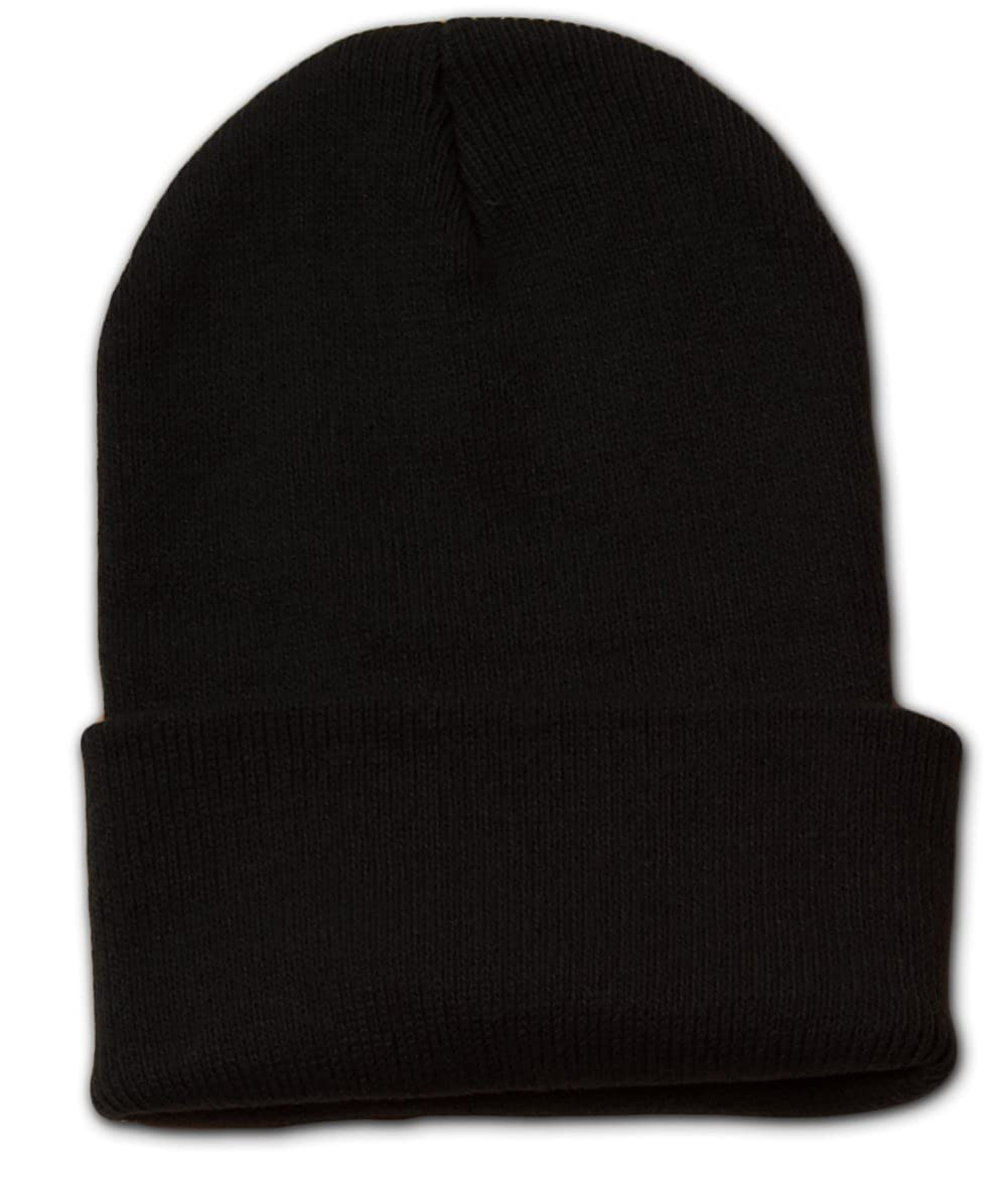af83ea69969 TOP HEADWEAR Long Cuff Beanie Cap