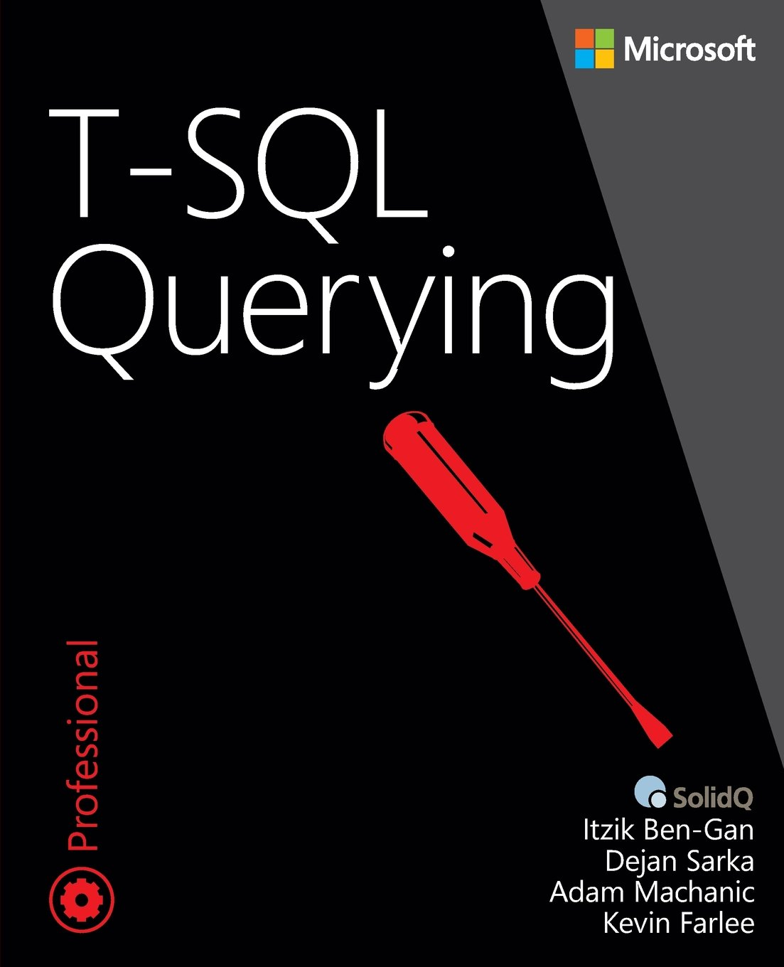 T-SQL Querying (Developer Reference) by Ben Gan Itzik