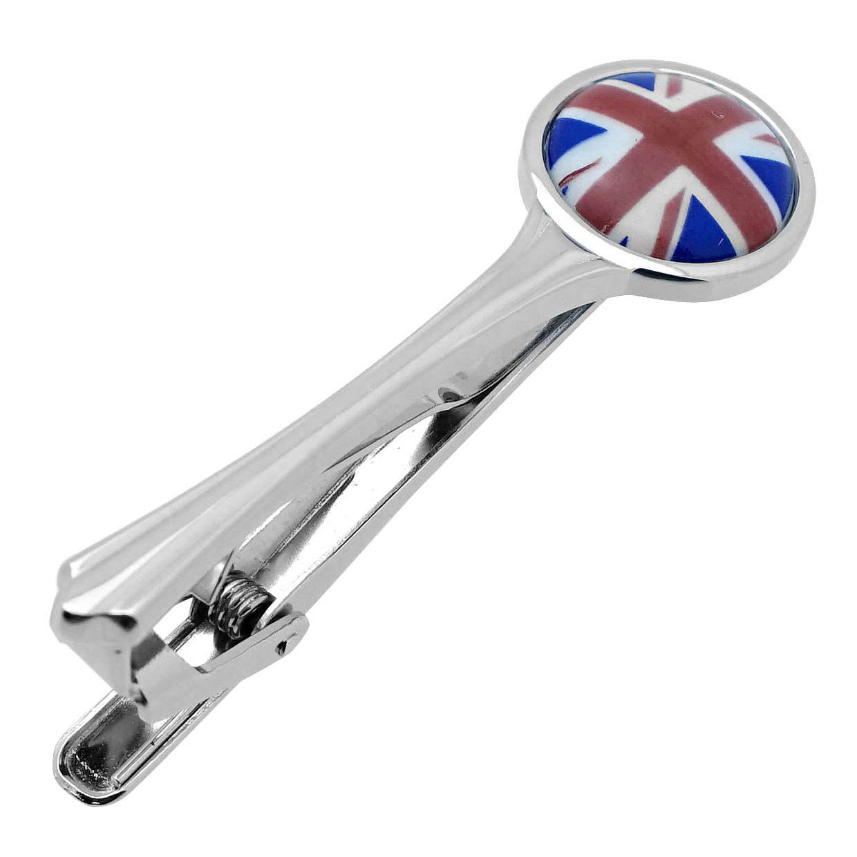 Tie Clips British National Flag Union Jack