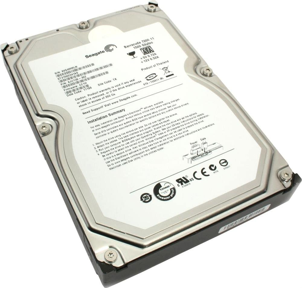 Seagate ST31500341AS