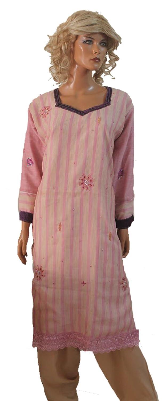 eba51377ea Amazon.com: Apparelsonline Salwar kameez Plus size 52 (52): Clothing