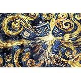 Doctor Who Poster Exploding Tardis (91,5cm x 61cm)
