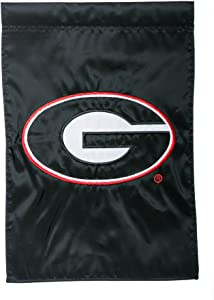Team Sports America U of Georgia Garden Flag - 13 x 18 Inches