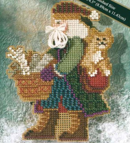 (Smoky Mountain Santa - Appalachian Santas (kit))