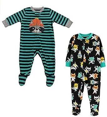Carter's - Pajamas de Forro Polar para niño (2 Unidades)