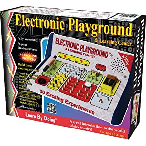 Elenco Electronic Playground 50-in-One