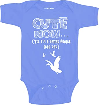 Camo Outfit for Boys /& Girls Duck Hunting Bodysuit for Baby  Babies Hunting Unisex Bodysuit Duck Call Baby Bodysuit
