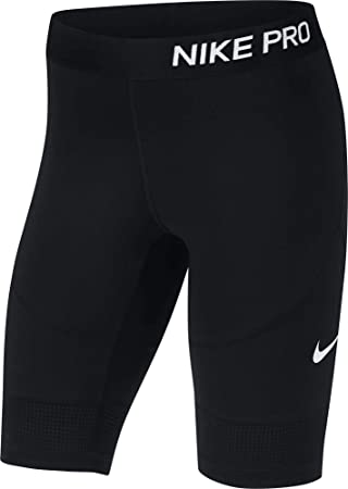 ac2647c392 Nike Girls'' Pro Training Shorts: Amazon.co.uk: Sports & Outdoors