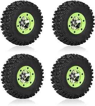 pneumatici per ruote RC per auto RC Giocattolo RC Modello RC per auto modello RC Pneumatici RC 1:10