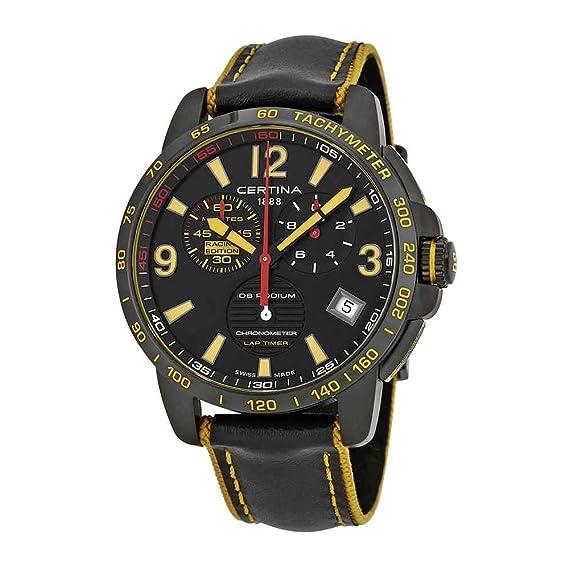 Certina DS Podium Reloj de Hombre Cuarzo 42mm C034.453.36.057.10: Amazon.es: Relojes