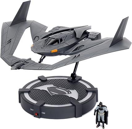 Batman V Superman Batwing /& Figur VS Figure Batmobile 1:32 Jada Toys 98325
