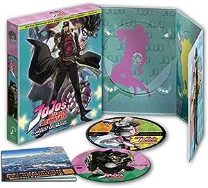 Jojo¿S Bizarre Adventure Stardust Crusaders Temporada 2 Parte 1 Episodios 1 A 12 Blu-Ray Edición Coleccionista. [Blu-ray]