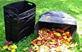 Bag Butler Set of 2 Lawn and Leaf Trash Bag Holders