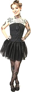 product image for Malco Modes BellaSous Chiffon Tutu, Adjustable, Opaque, Five Colors, One Size Fits Most