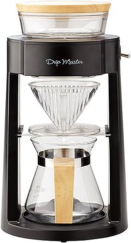 APIX Coffee Maker Drip Meister ADM-200-BK Black Japan Domestic genuine product