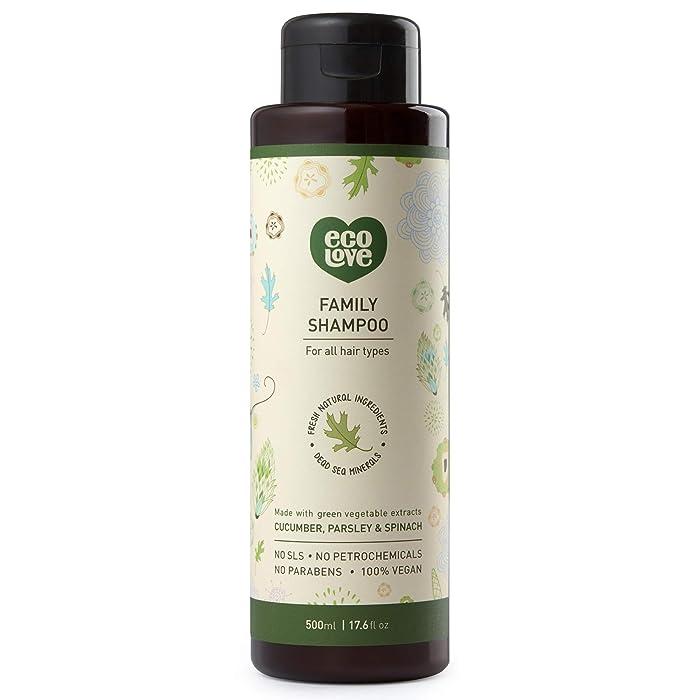 The Best Eco Nature Shampoo