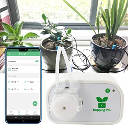Kit Automatico Irrigazione A Goccia Sistema Di Irrigazione