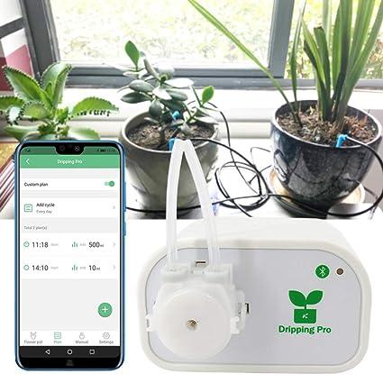 Amazon Com Automatic Drip Irrigation Kit Diy Self Watering