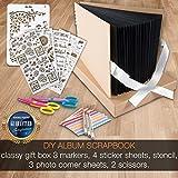 Scrapbook Photo Album DIY Kit,I Deal