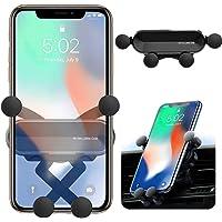ORYCOOL Soporte Móvil para Coche, Soporte Teléfono Coche para Rejillas del, Porta Universal para teléfono Gravity…