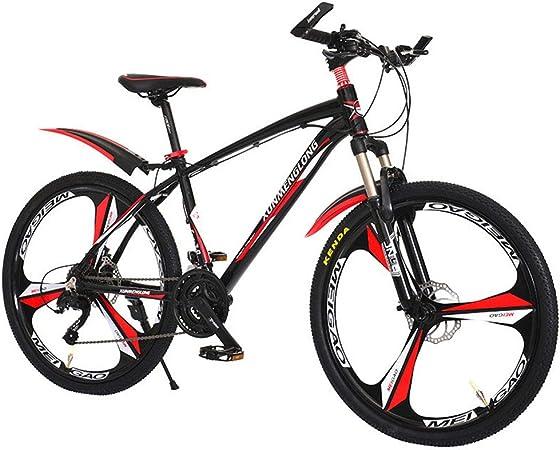 QIMENG Bicicleta De Montaña 26