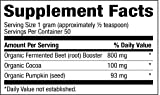 Natural Vitamin Co. - Organic Beetroot Booster