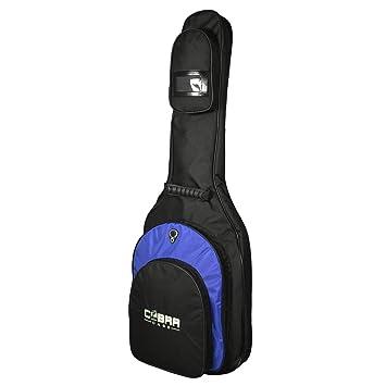 Cobra acolchado funda para guitarra eléctrica: Amazon.es ...