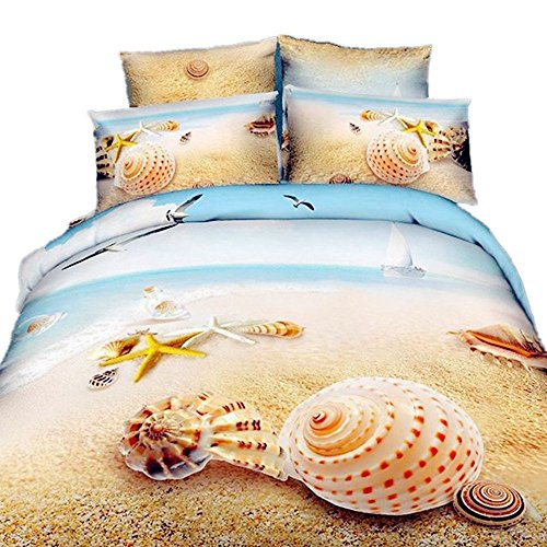 611HzBrpWSL The Best Beach Duvet Covers For Your Coastal Home