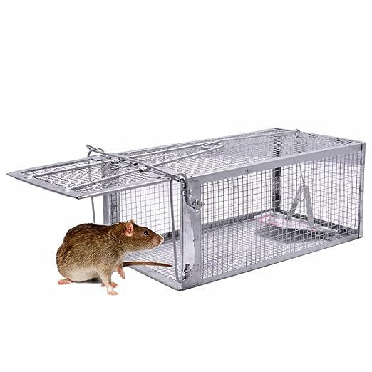Pronghorn Jaula Trampa para Ratones Ratas Topos roedores topillos ...
