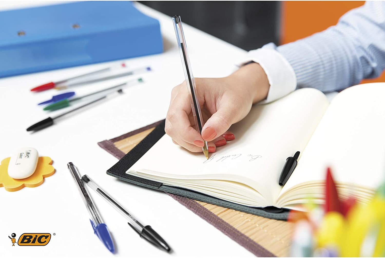 BIC Ballpoint Pen 7129 Pack of 20 8