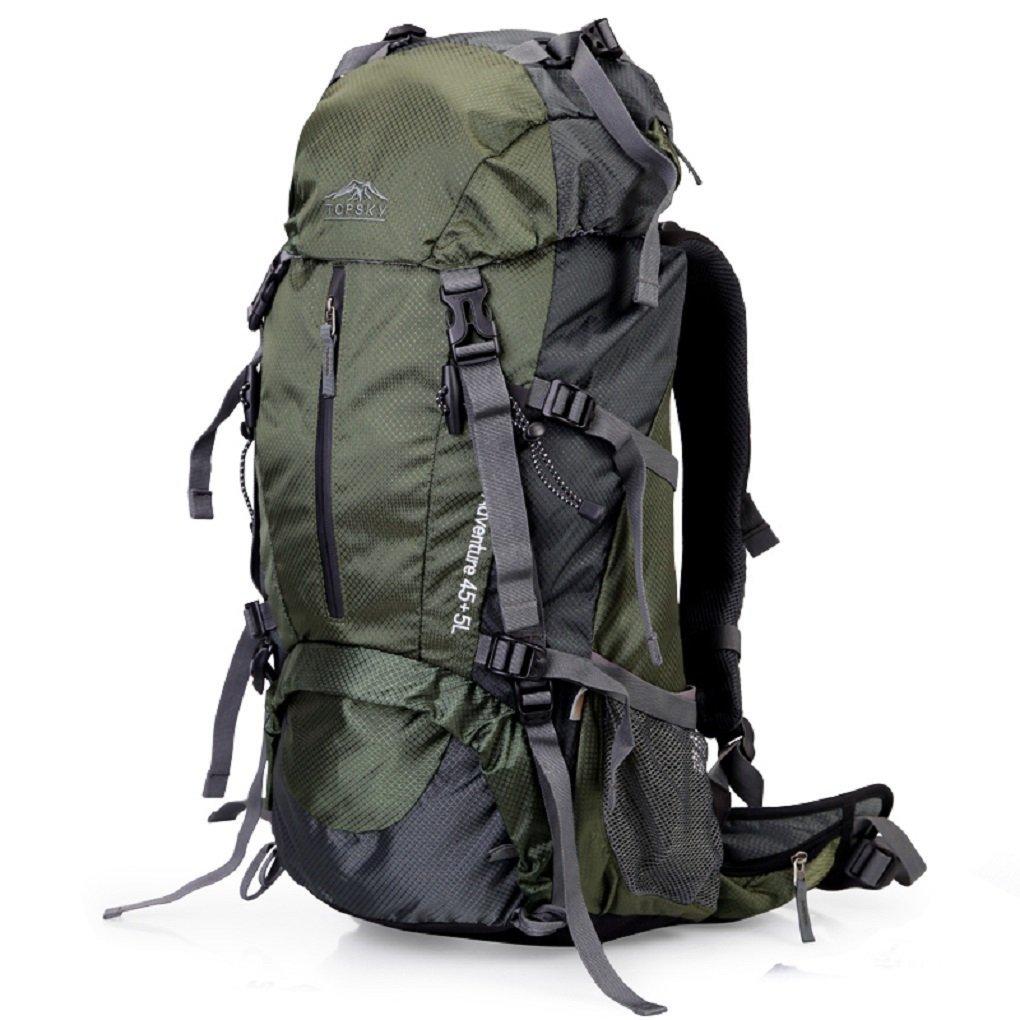 Outdoor-Rucksack Umh?ngetasche M?nner und Frauen Multifunktions gro?e Kapazit?t 40L 50L 60L Schultern Bergsteigen Taschen
