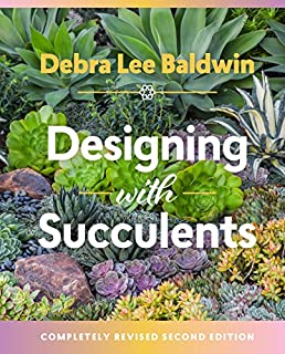 Book Cover: Designing with Succulents