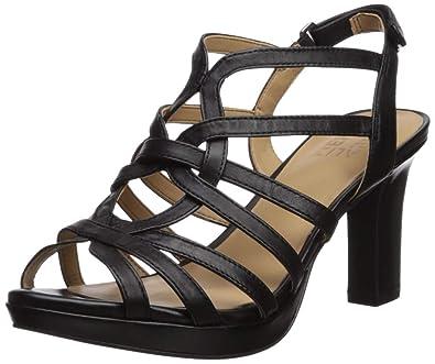 889e9a08a255 Naturalizer Women s Flora Heeled Sandal