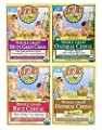Earth's Best Organic Baby Cereal Bundle: Variety Pack of 4 Different Flavors (4 boxes total) from Hain Celestial Group